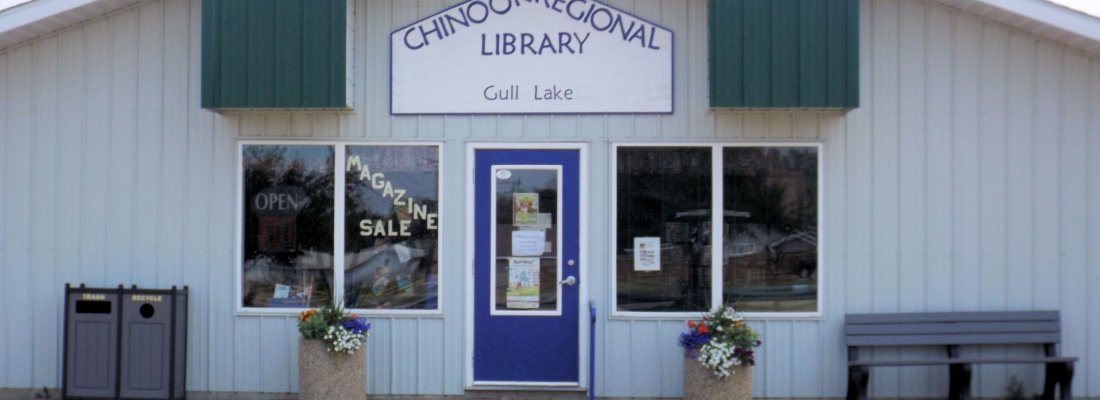 Chinook Regional Library Gull Lake Branch