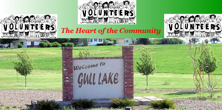 Tourism Committee Welcomes Three New Members GULL LAKE Tourism  Volunteers Tourism Committee Community