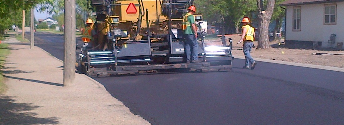 Street Paving to Commence Next Week GULL LAKE Town Beautification  Town Council Mayor's Report Infrastructure Community