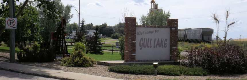 GULL LAKE WELCOMES COMMUNITIES IN BLOOM JUDGES BONITA LUNDBERG AND KATHLEEN SPROAT MICKELSON Government GULL LAKE Town Beautification  Town Council Mayor's Report Communities in Bloom