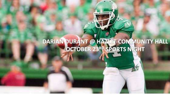 Hazlet Sports Night Fundraiser SouthWest Saskatchewan  Events