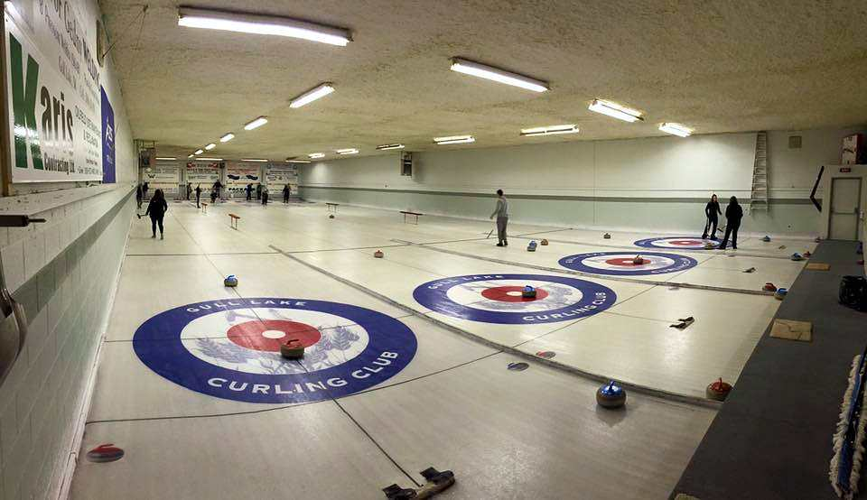 The Curling Season is Almost Here