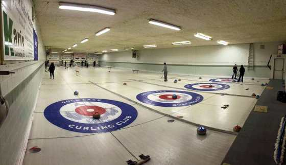 The Gull Lake Oilmens Association Annual Curling Bonspiel GULL LAKE Oil & Gas  Gull Lake Curling Rink Events Community