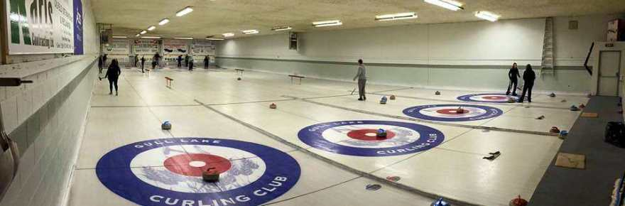 The Curling Season is Almost Here GULL LAKE