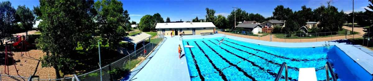 Crescent Point Swimming Pool