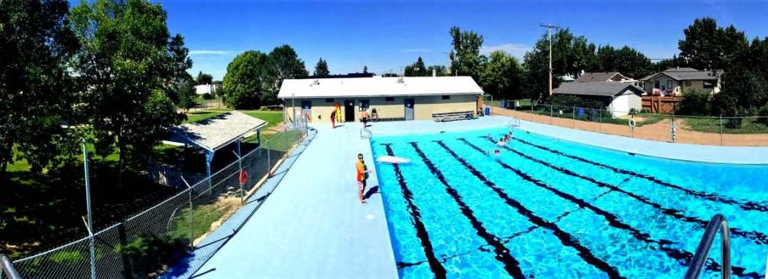 Crescent Point Pool Summer Programs 2018 GULL LAKE Health & Wellness  Crescent Point Pool Community