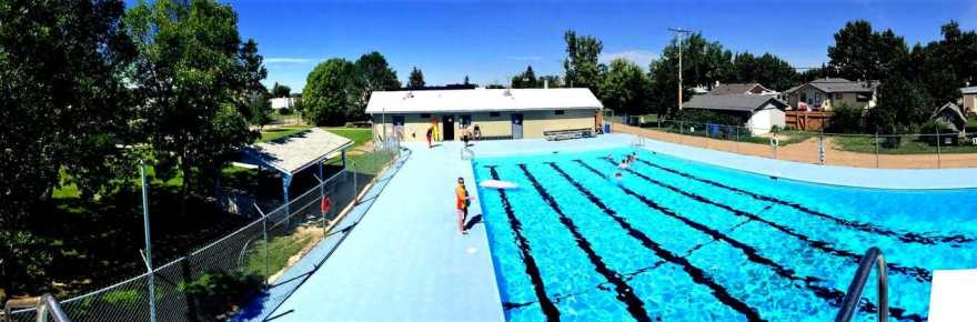 Crescent Point Pool Summer Programs 2018 GULL LAKE Health & Wellness  Crescent Point Pool