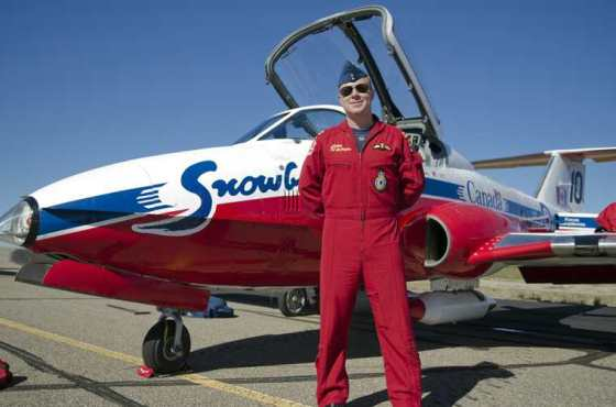 The Snowbirds Have Arrived - SwiftCurrentOnline.com SouthWest Saskatchewan  Events