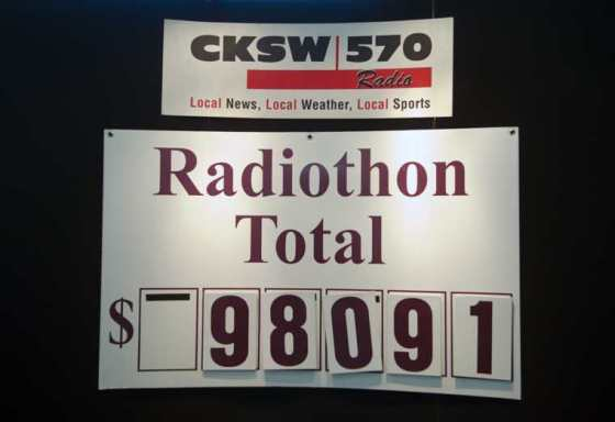 Radiothon close to $125,000 Goal - SwiftCurrentOnline.com Health & Wellness SouthWest Saskatchewan  Saskatchewan Health Authority