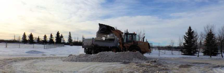 STREET SNOW REMOVAL FOR WEDNESDAY JANUARY 18TH, 2017 GULL LAKE  Snow Clearing