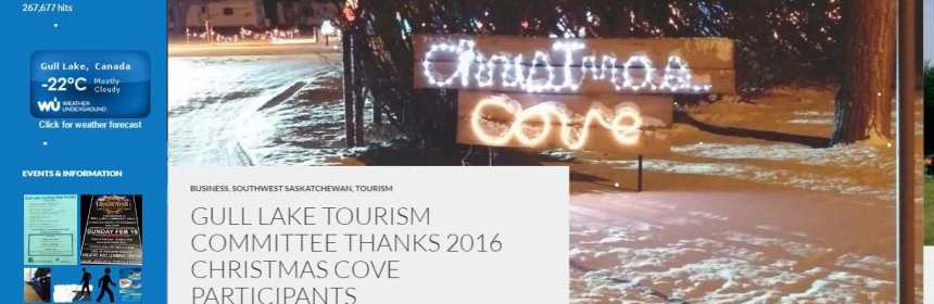 Town Website 2016 Review GULL LAKE