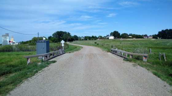 Railway Crossing Update! GULL LAKE  Community
