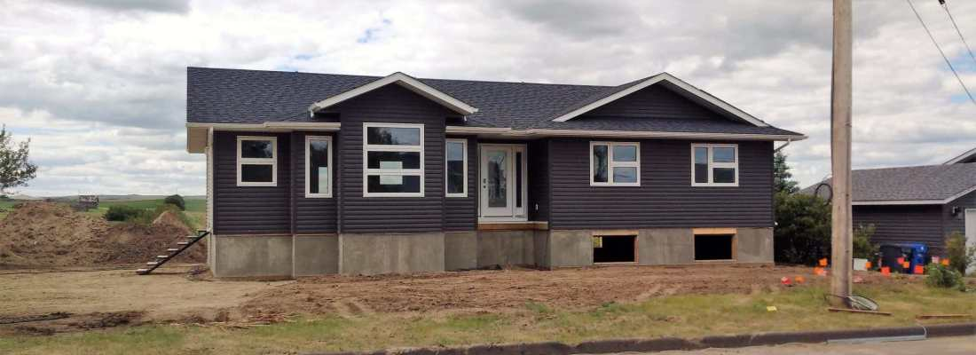 Gull Lake Continues to Grow With the Addition of a New Home Added to 1st Street Lot Economic Development GULL LAKE  Mayor's Report Housing Community