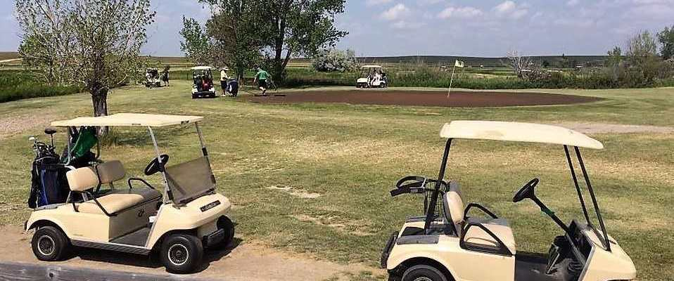 Longest Day of Golf Fundraiser GULL LAKE SouthWest Saskatchewan  Meadowdale Golf Course