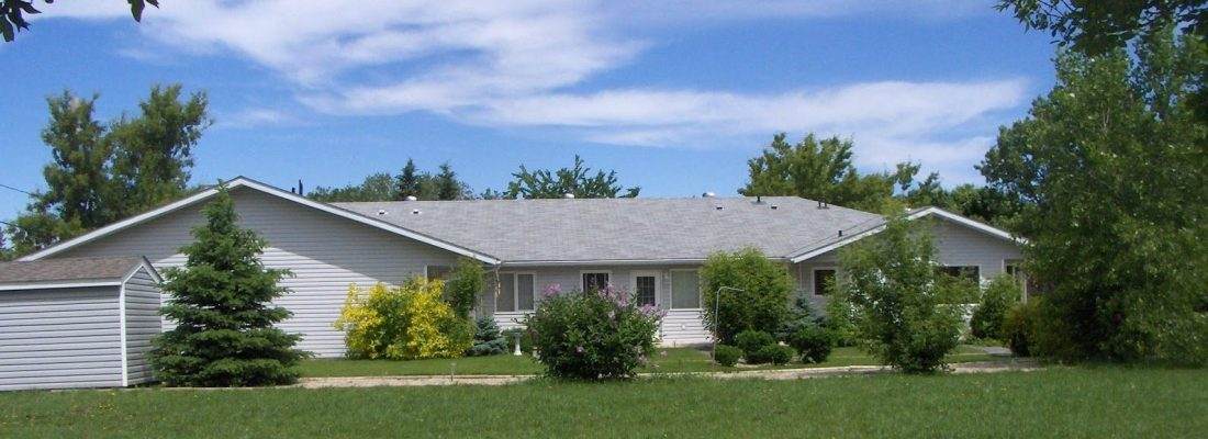 East view Court Suite Available July 1st, 2018 GULL LAKE  Housing Community