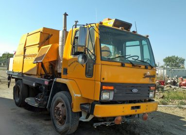 Town of Gull Lake is Accepting Tenders on a Street Sweeper Government GULL LAKE  Community