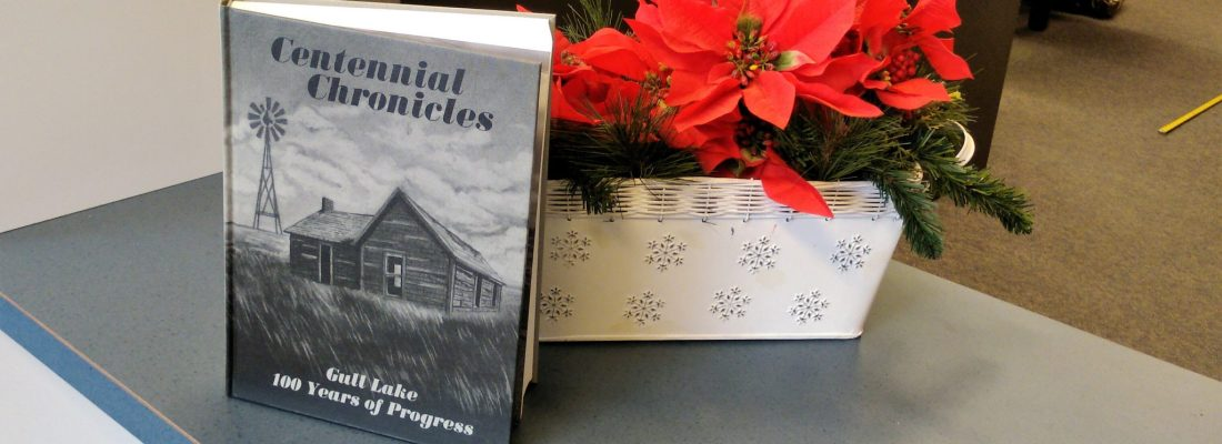 Centennial Chronicles Gull Lake on Sale for Christmas GULL LAKE  Community Cemetery Committee