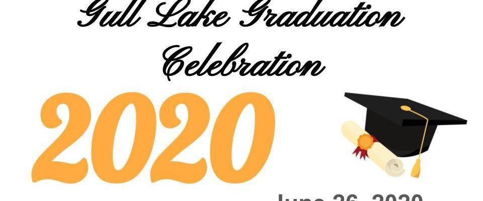 Gull Lake Class of 2020 Online Graduation Ceremony Education GULL LAKE  Gull Lake School Community