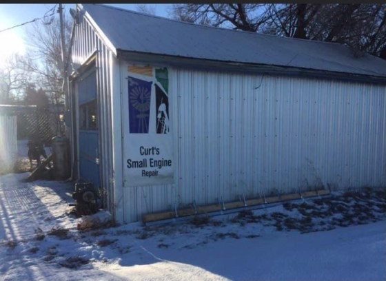 Curt's  Small Engine Repair Business GULL LAKE  Small Business