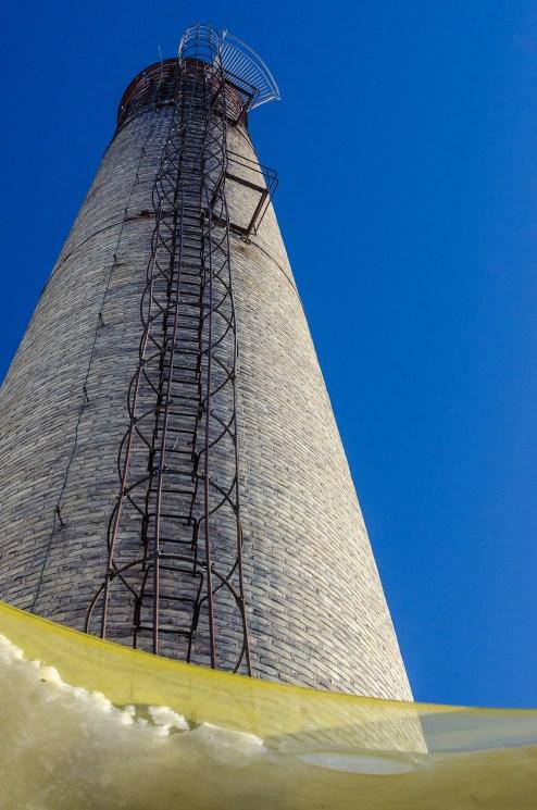 Stora skorstenen