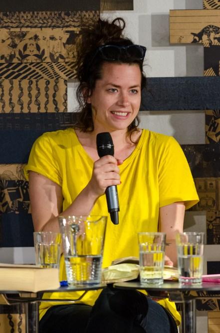 Liv Strömquist pratar om Ayn Rands amfetaminbruk