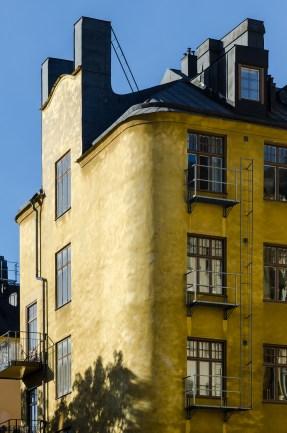 Dagen startade på Kungsholmen