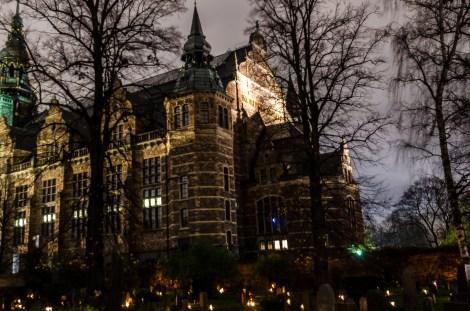 Nordiska museet spökar
