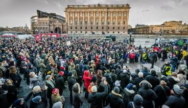 Riksdagsledamöterna tog väl klämdag, men hoppas de hör ändå