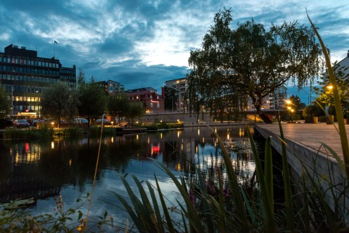 Sundbybergs nyaste stadsdel