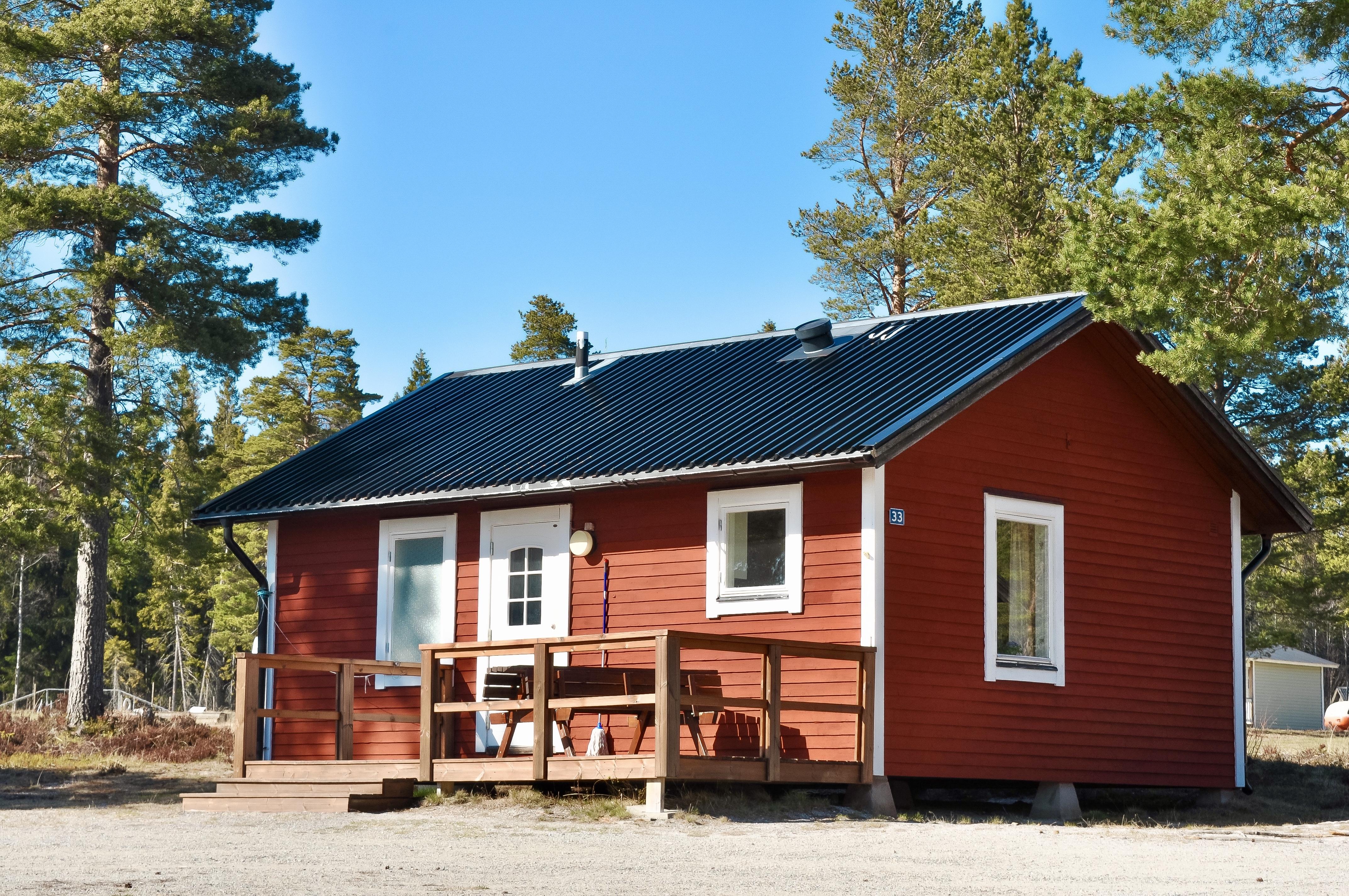 Bild på Familjestugan för 4-6 personer på Gullviks Havsbad