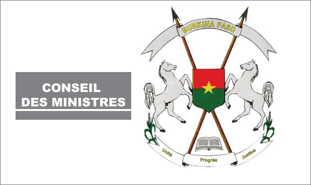 Compte rendu du Conseil des ministres du jeudi 06 août 2020