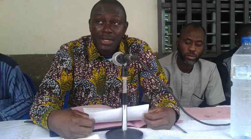 Toussaint MEDA, Haut commissaire de la Kompienga