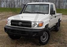 Toyota Landcruiser HZJ79 Pick Up Single Cabin