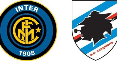 Serie A: Inter 3 - Sampdoria 2