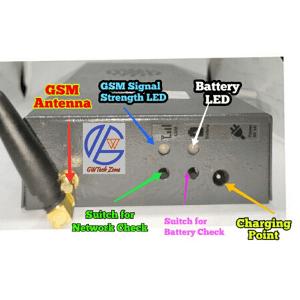 gsm shutter siren system