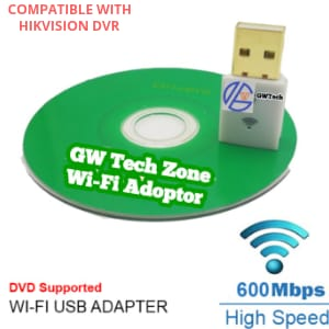 USB wifi adapter for DVR