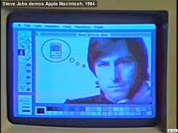 Steve Jobs on Mac