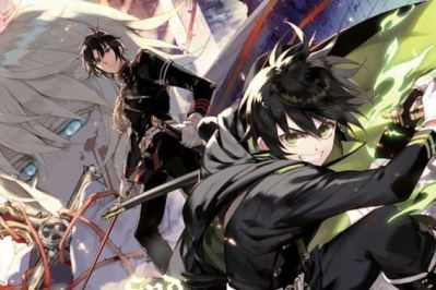Seraph of the end vf