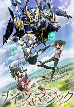 Knight And Magic Saison 2 : knight, magic, saison, Knight's, Magic, VOSTFR, Streaming