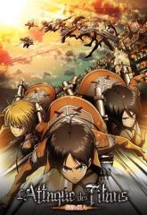 Shingeki No Kyojin Saison 3 Streaming Vostfr : shingeki, kyojin, saison, streaming, vostfr, Shingeki, Kyojin, (Attaque, Titans), Streaming
