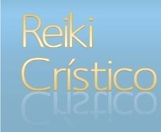 logo de reiki cristico letra