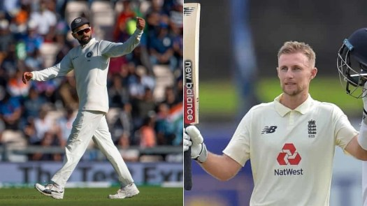 India vs England, 1st Test: Dom Sibley and Joe Root in ...