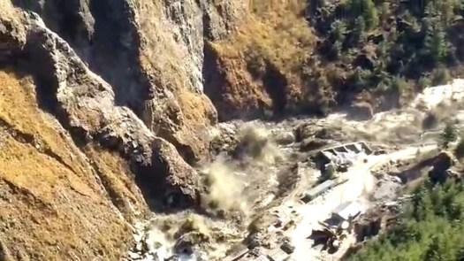 Uttarakhand glacier burst: Over 150 feared dead, ITBP on ...