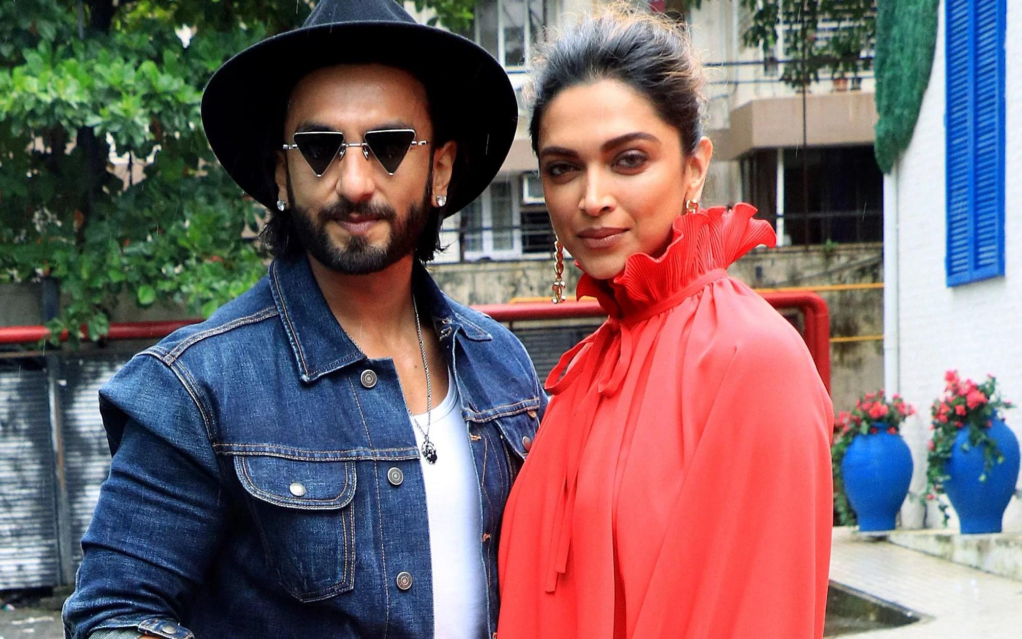 Deepika Padukone and Ranveer Singh buy property in Alibaug; duo spotted at local registrar's office