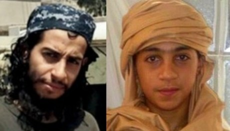 Abdelhamid Abaaoud and Younes