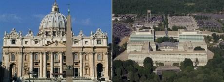 vatican and CIA