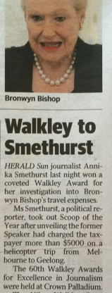 walkley awards bishop