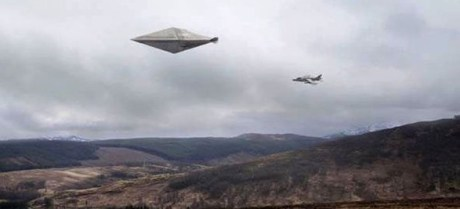 Mystery Of Britain's Clearest UFO Photo From Calvine Incident Will Be Solved In 2072 Calvine-ufo-591693-1
