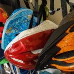 unsere Fahrradhelme
