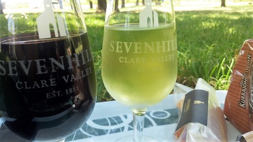 Sevenhill Wineries im Barossa Valley